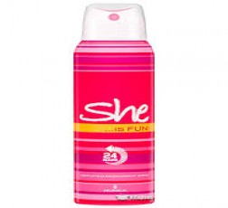 SHE FUN 150 ML